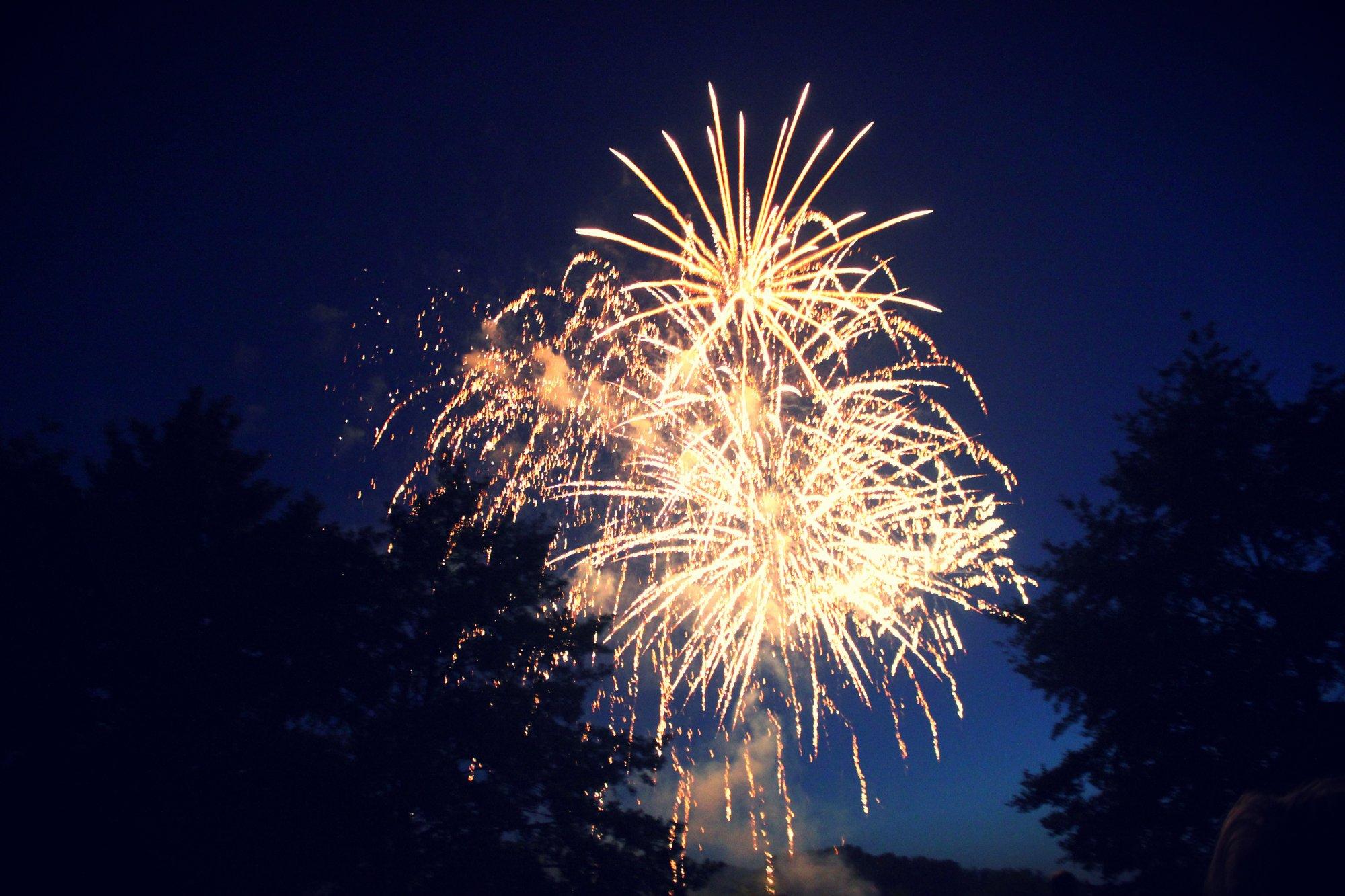 feu d artifice 14 juillet