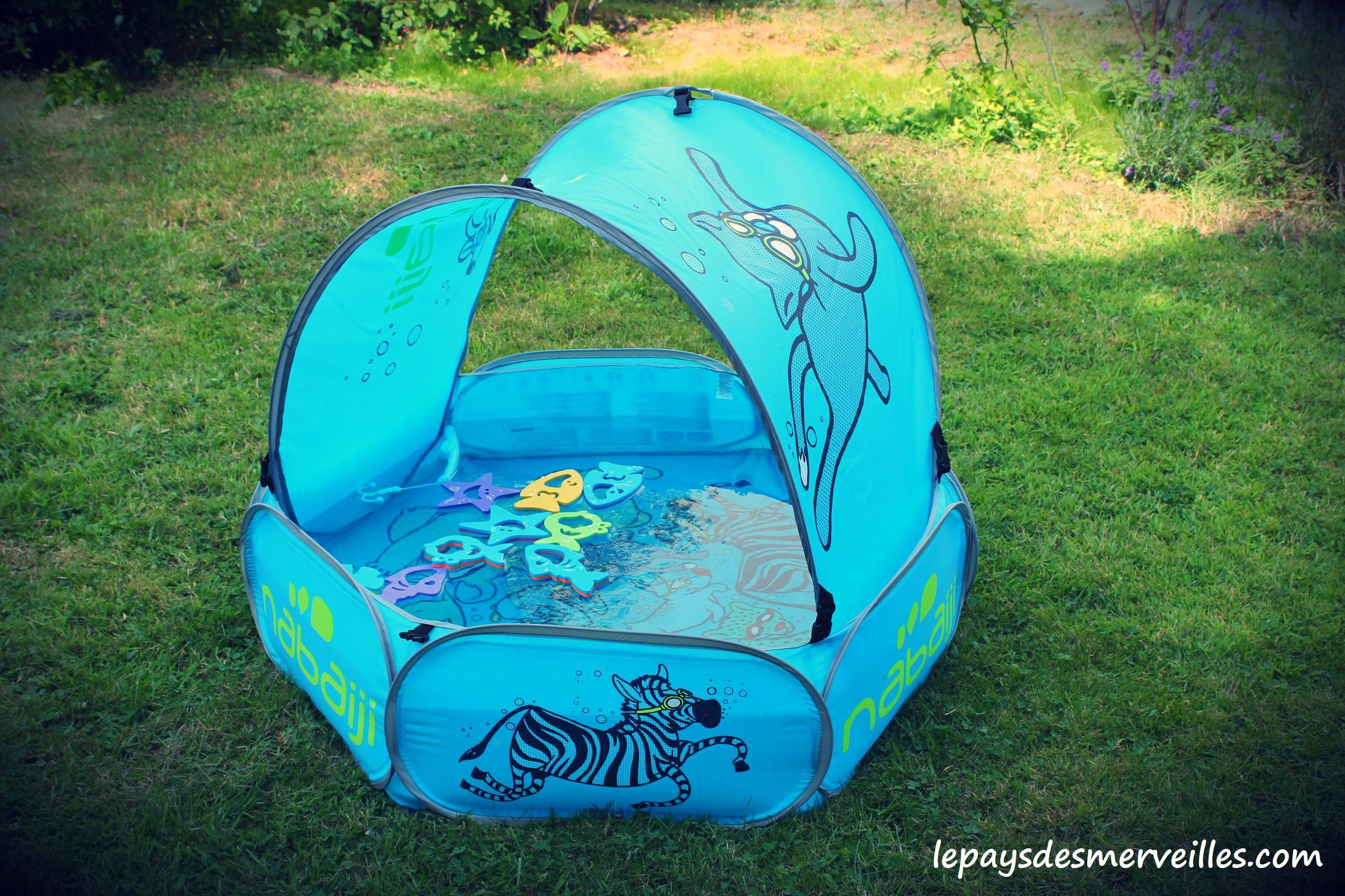 Une piscine enfant qui ne se gonfle pas piscine nabaiji for Tente pour piscine