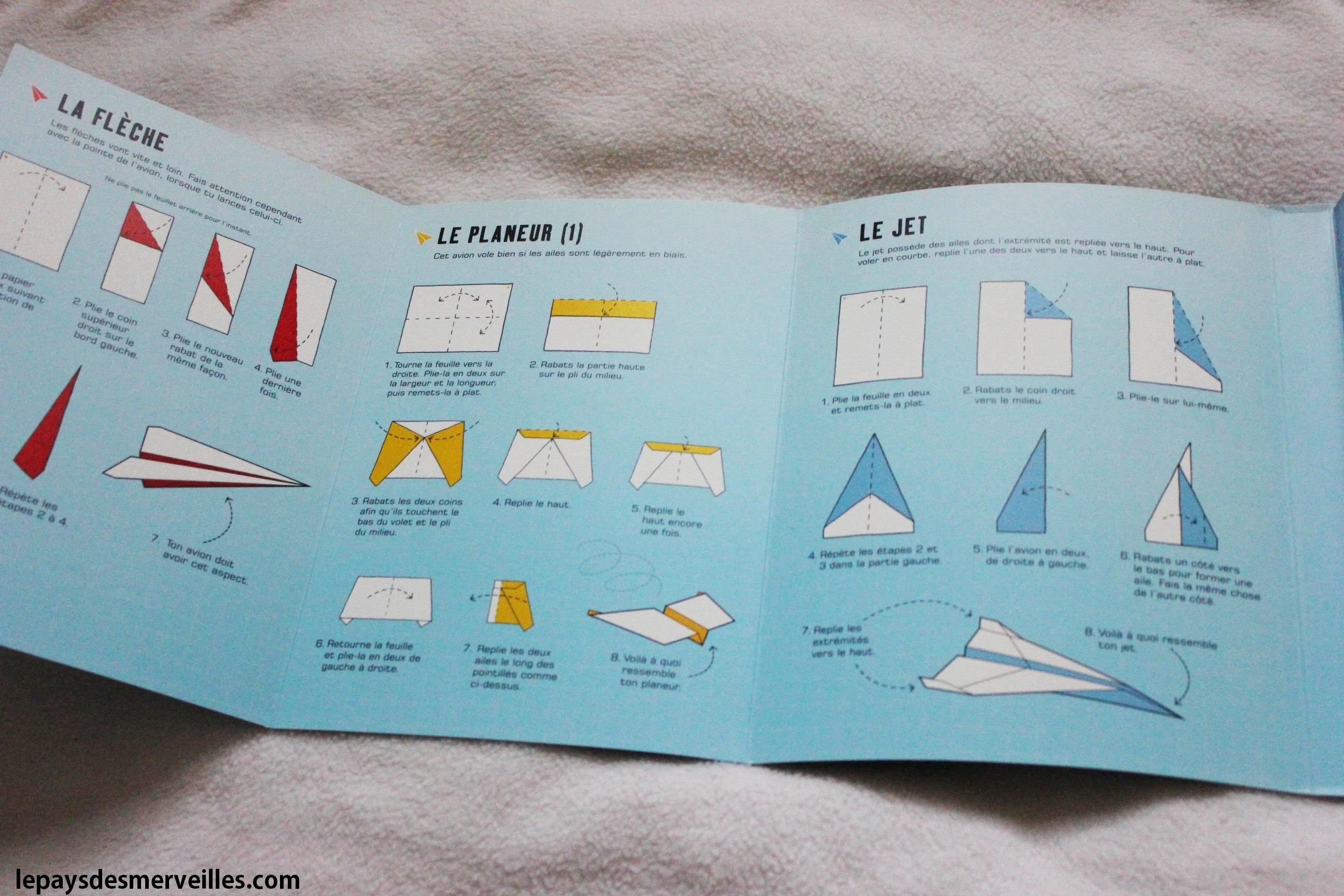 200 avions en papier plier et faire voler editions usborne chut les enfants lisent 35. Black Bedroom Furniture Sets. Home Design Ideas