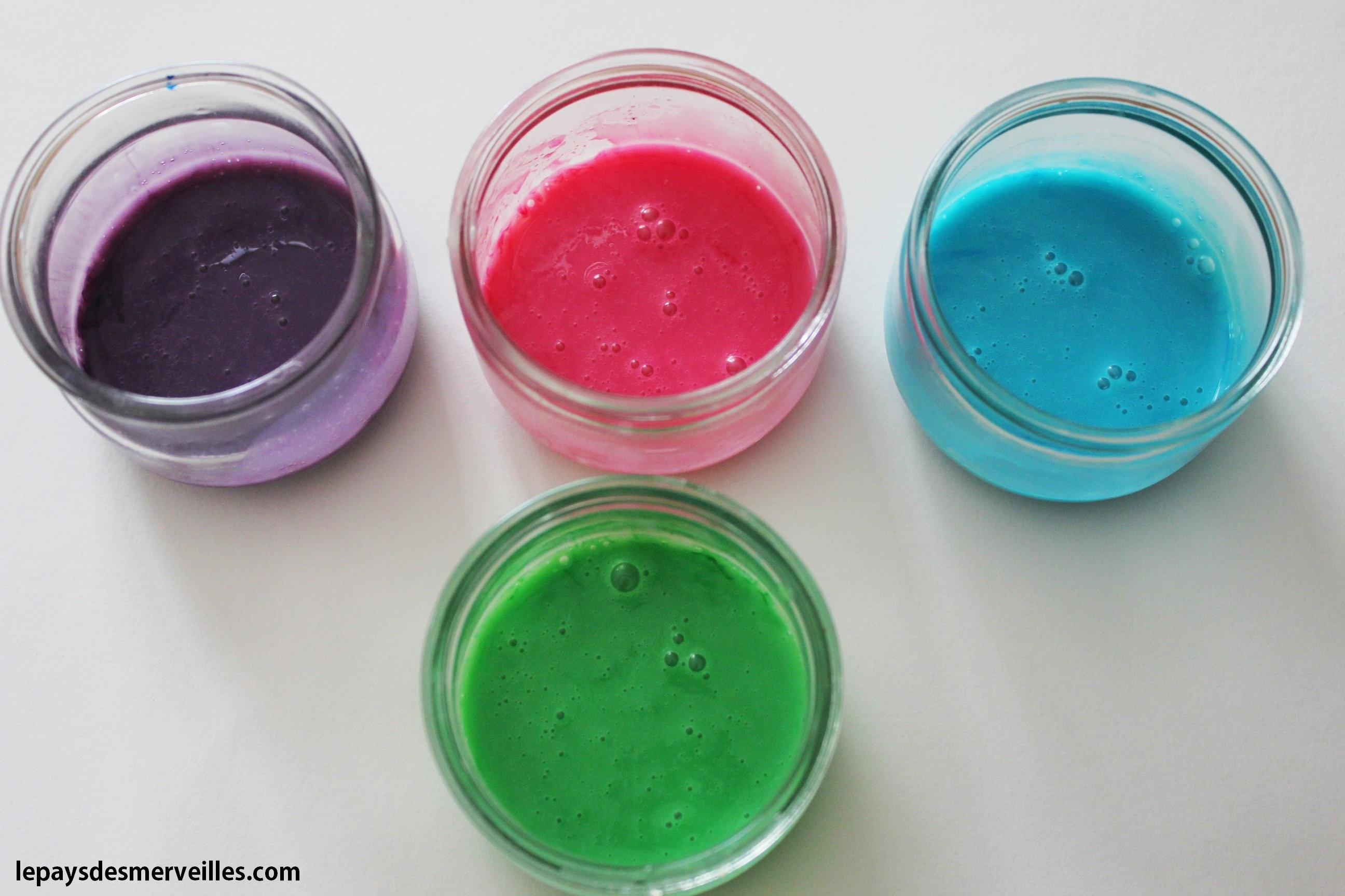 De la peinture sucr e pour un r sultat laqu peinture comestible le pays des for Peinture de lait