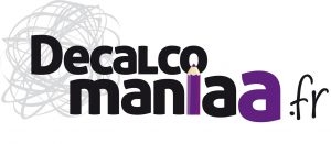 logo decalcomaniaa