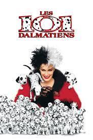 Les 101 dalmatiens films