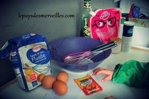 gateau au yaourt arc en ciel (2)