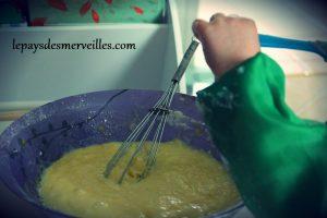 gateau au yaourt arc en ciel (5)