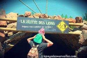 La hutte des lions Cerza