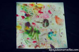 peinture à doigts maison - peinture comestible (5)