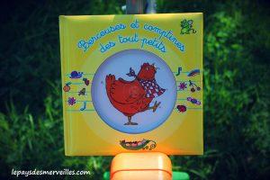 berceuses et comptines des tout-petits Livre CD (0)