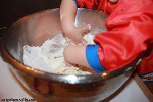décorations de Noel en pâte à sel + recette de la pâte à sel (3)