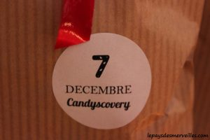 011213 (12) calendrier de l'avent candyscovery