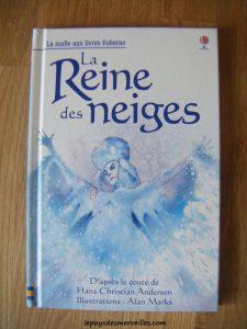 Livre la reine des neiges Usborne(1)