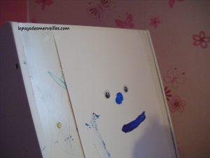 peinture son premier bonhomme 100214 (2)