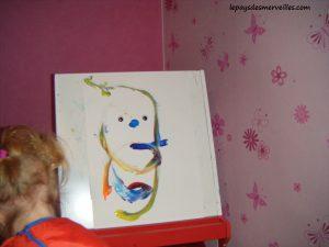 peinture son premier bonhomme 100214 (3)