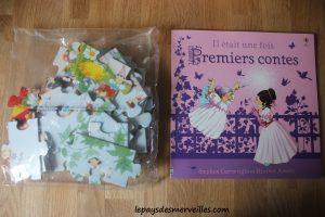 Premiers contes coffret livre et puzzle Usborne (4)