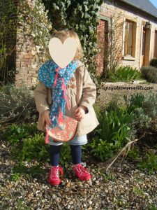 look petite fille 2 ans