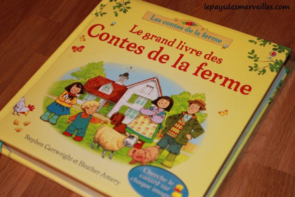 Le grand livre des contes de la ferme usborne (1)