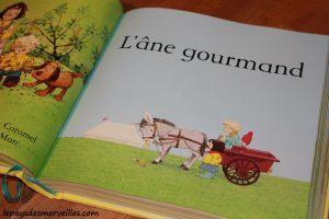 Le grand livre des contes de la ferme usborne (3)
