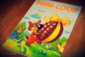 Livre de Paques - Mini-Loup et le lapin de Paques