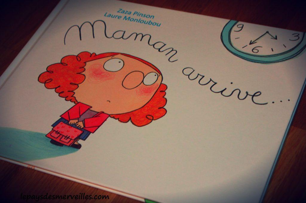 Maman arrive - Editions Kaleidoscope