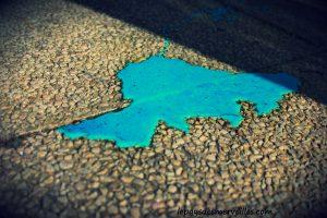 Peinture pour le sol - activité exterieure (5)