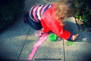 Peinture pour le sol - activité exterieure (6)