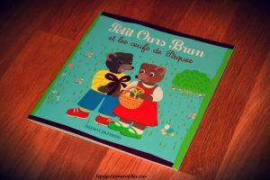 livre de Pâques - Petit Ours Brun et les oeufs de Pâques