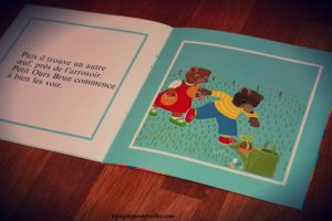 livre sur Pâques - Petit Ours Brun et les oeufs de Pâques