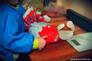 gâteau kinder maxi - recette facile avec enfants (5)