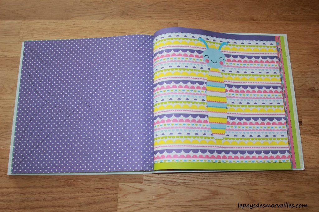 Décorations à découper, plier et coller- Editions Usborne - Origami facile (3)