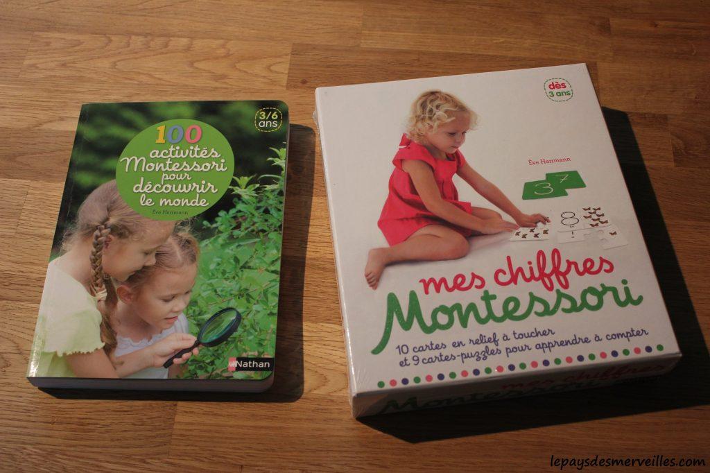 Eve Hermann livre montessori