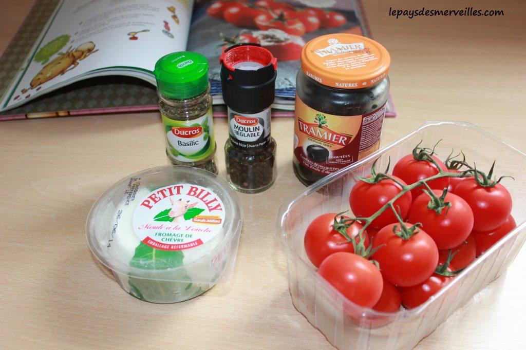 Graine de cuistot - Recette tomates cerises farcies (2)