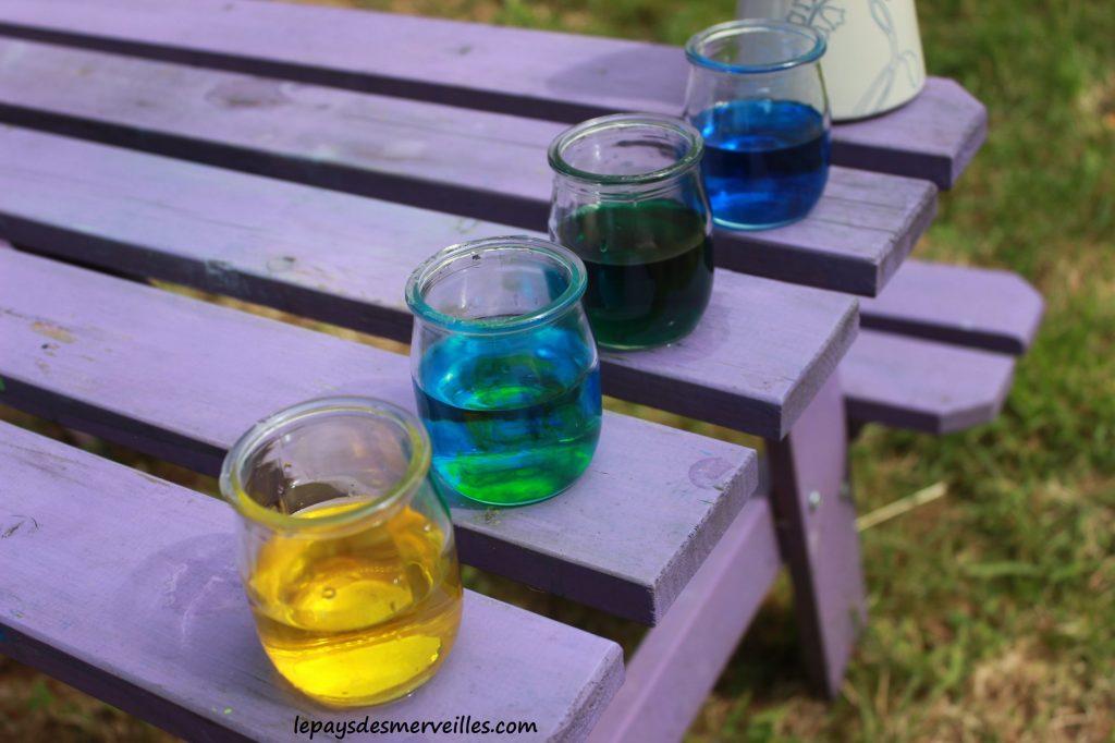expérience colorée colorants (3)