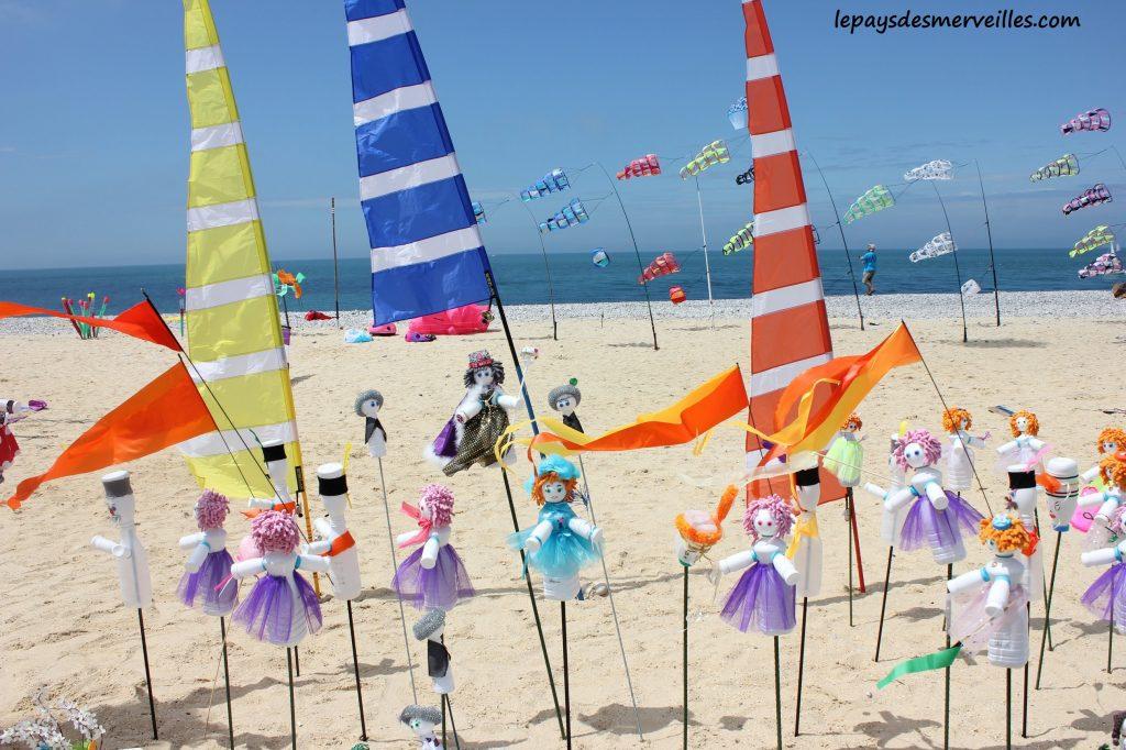 festival des cerfs volants fecamp