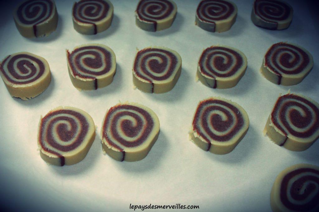 sablés escargot au Nesquik et vanille (5)