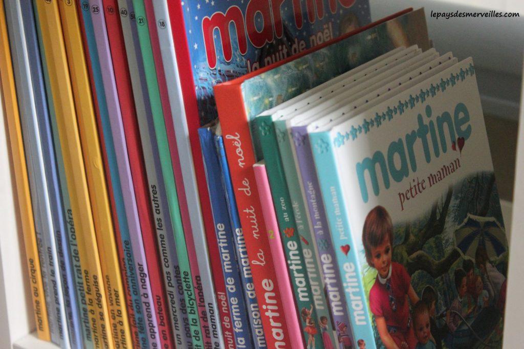 Collection de livres Martine (3)