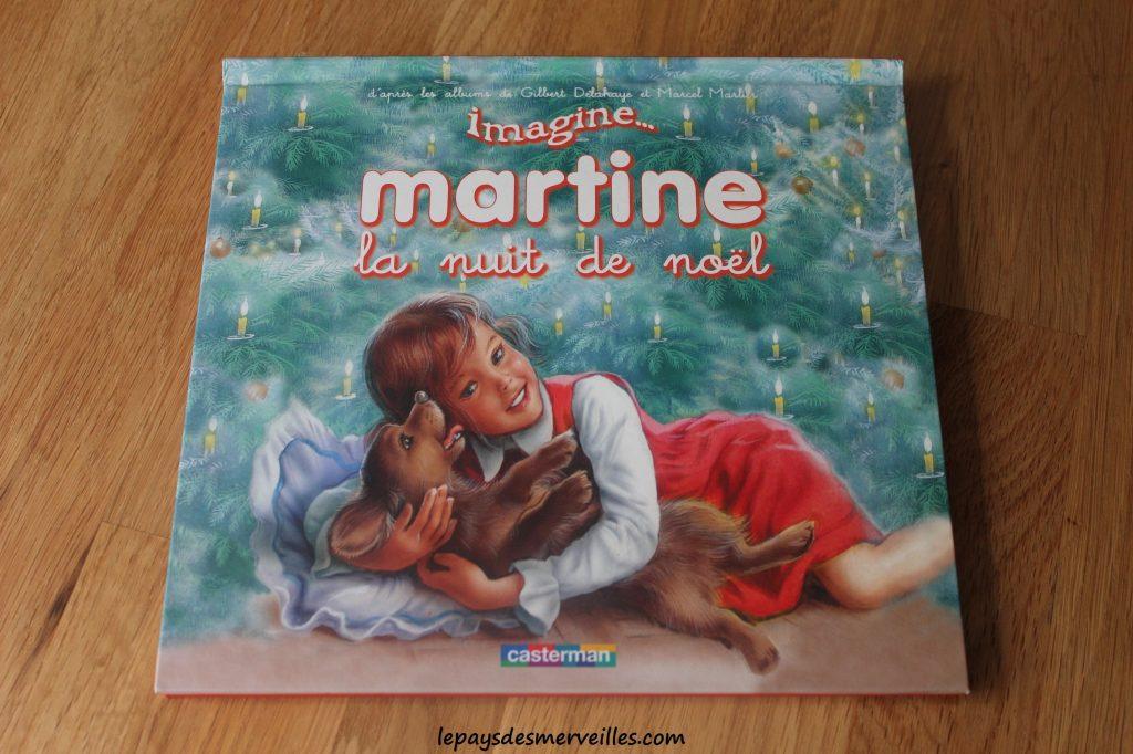 Martine la nuit de Noel - Livre 3D (1)