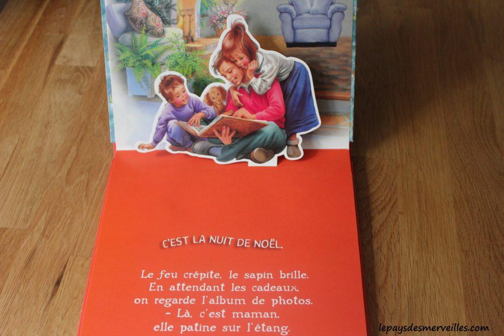 Martine la nuit de Noel - Livre 3D (2)