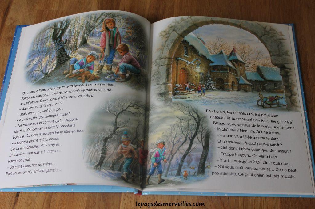 Martine la nuit de Noel - Livre CD (2)