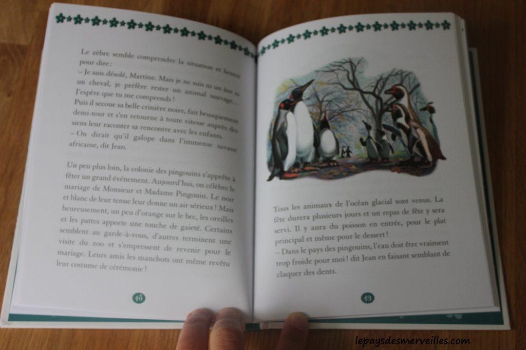 Roman Martine - Martine au zoo - Editions Atlas (2)