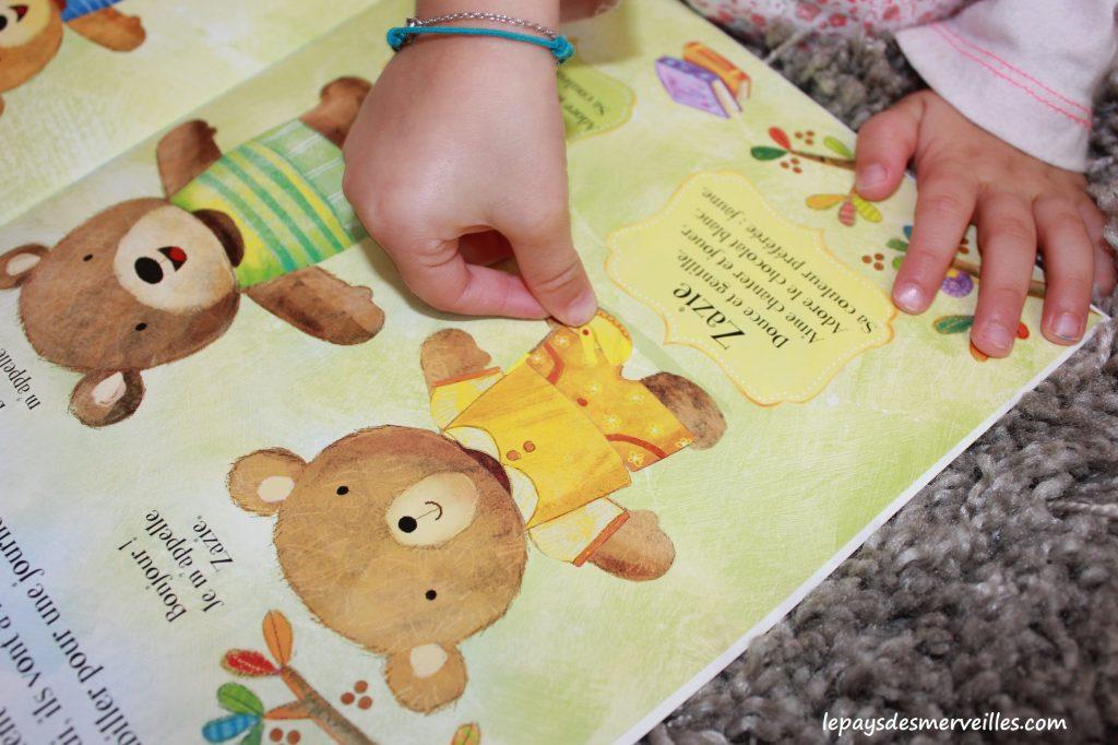 J'habille les oursons pour l'école - Editions Usborne (4)