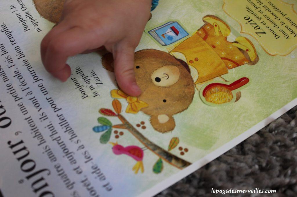J'habille les oursons pour l'école - Editions Usborne (5)