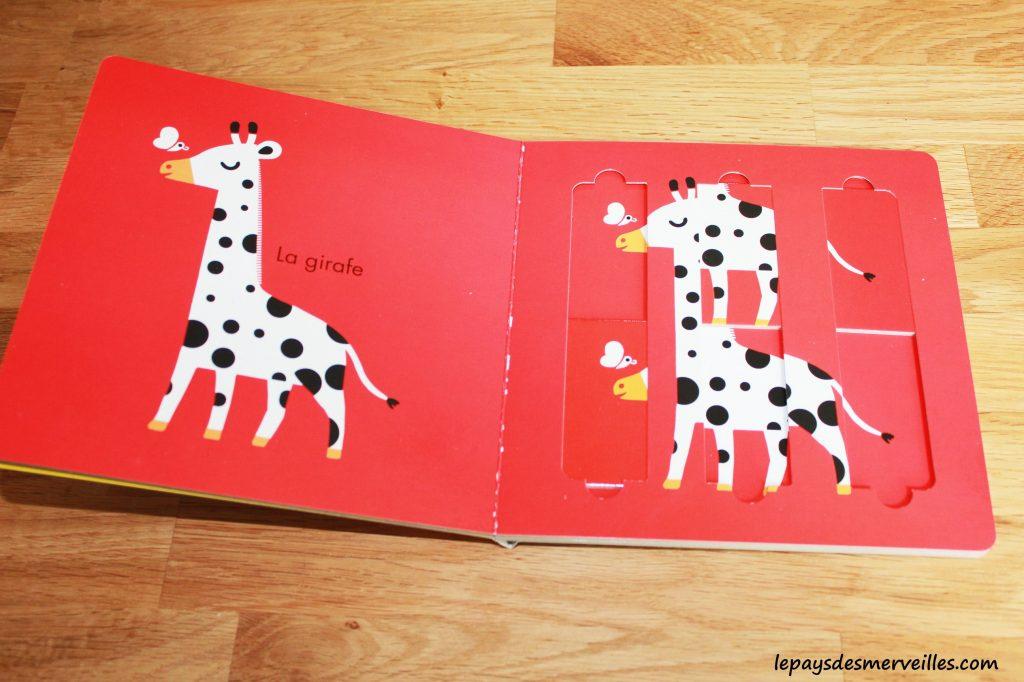 Mon premier livre-puzzle  les animaux de la savane & les animaux de la ferme (2)