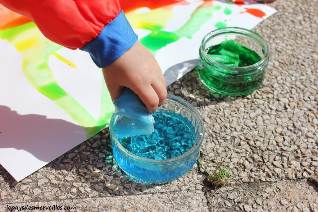 Peinture aquarelle fait maison (4)