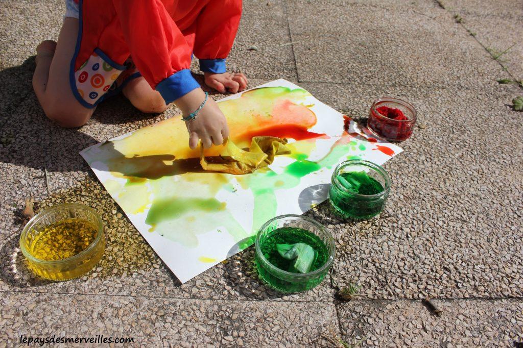 Peinture aquarelle fait maison (5)