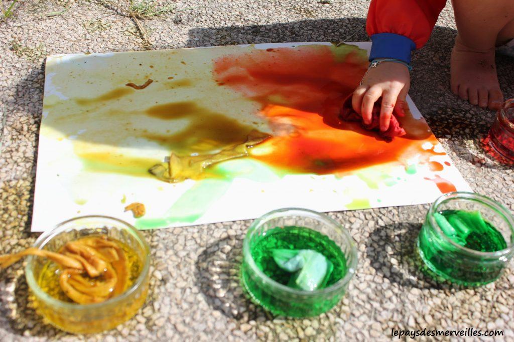 Peinture aquarelle fait maison (6)