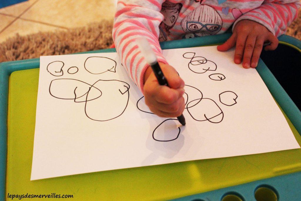 transformer des cercles en oiseaux (1)