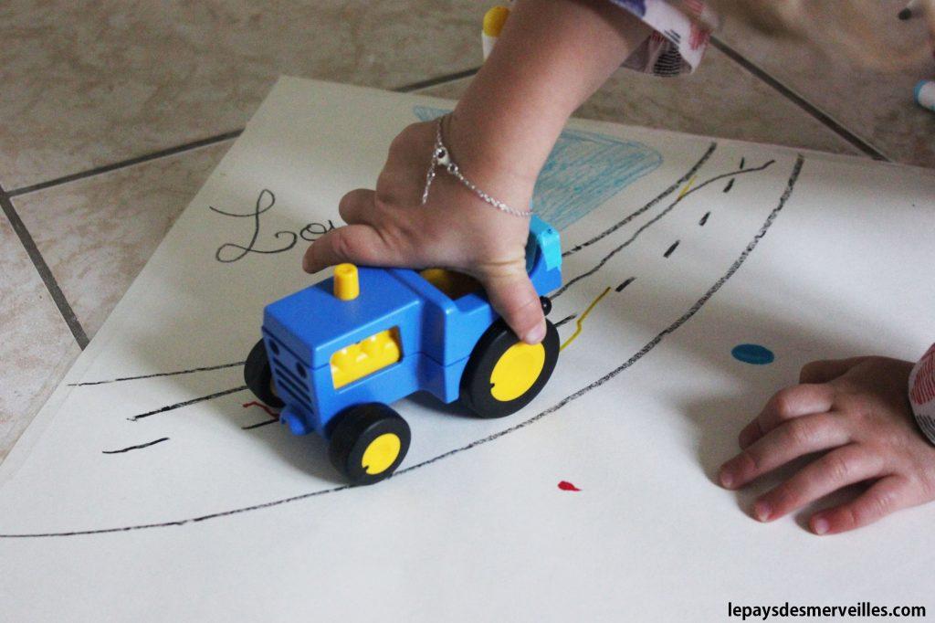 Dessiner avec des voitures (4)