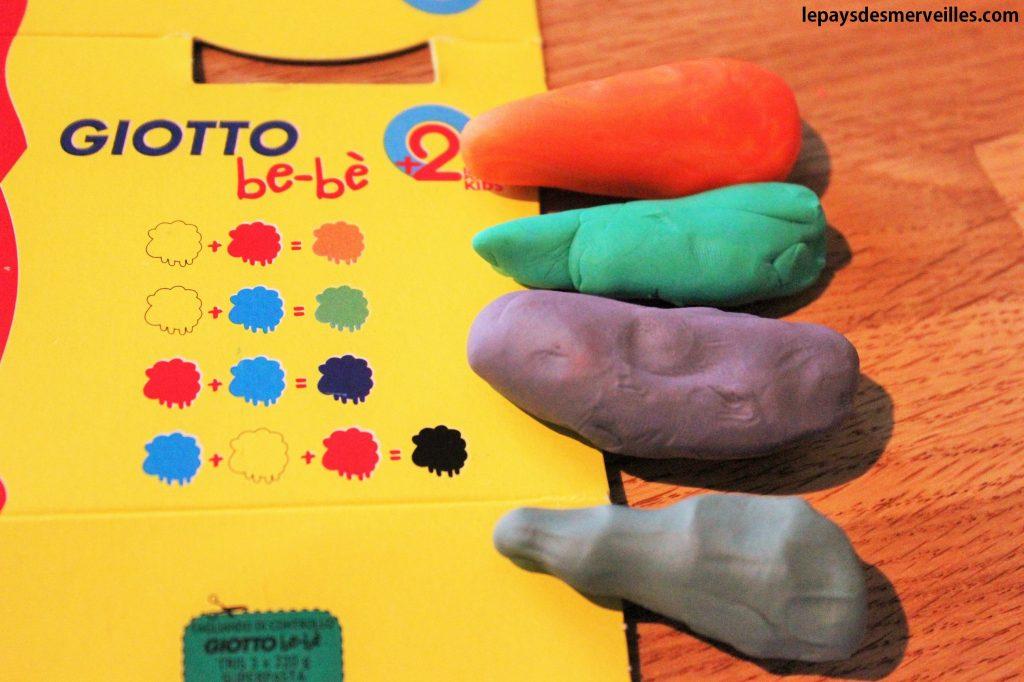 Giotto be-bè Super Modelling Dough (2)