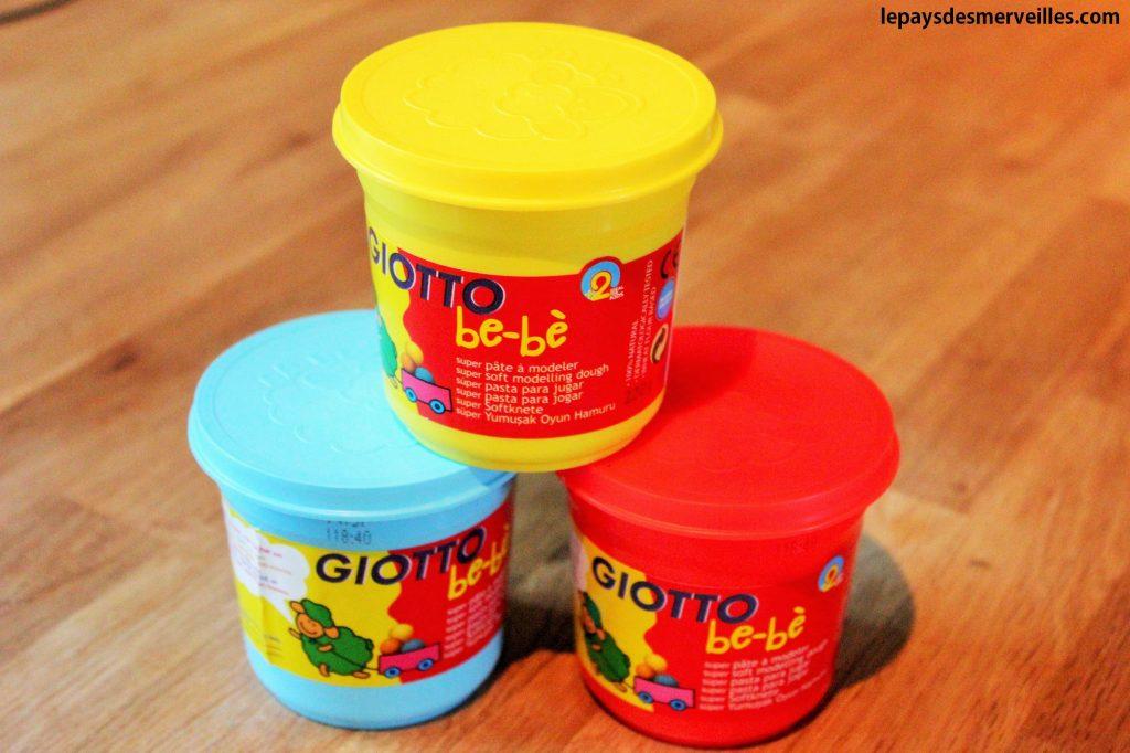 Giotto be-bè Super Modelling Dough (3)