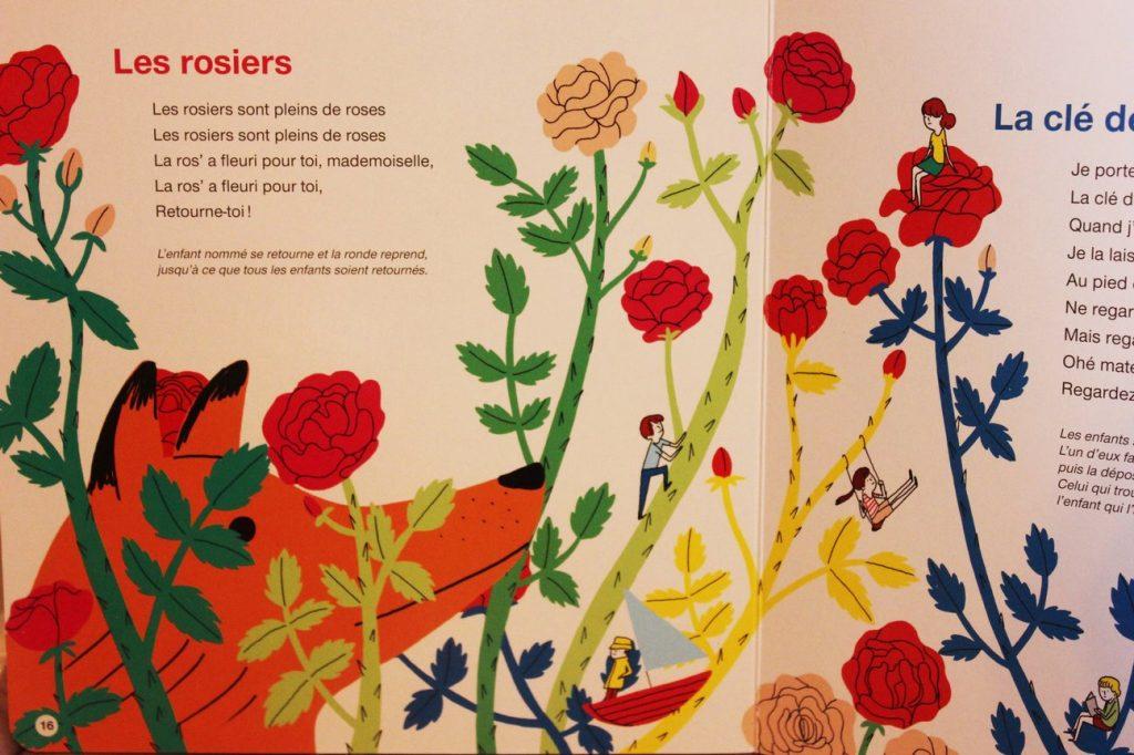 Illustrations livre-cd pour enfants