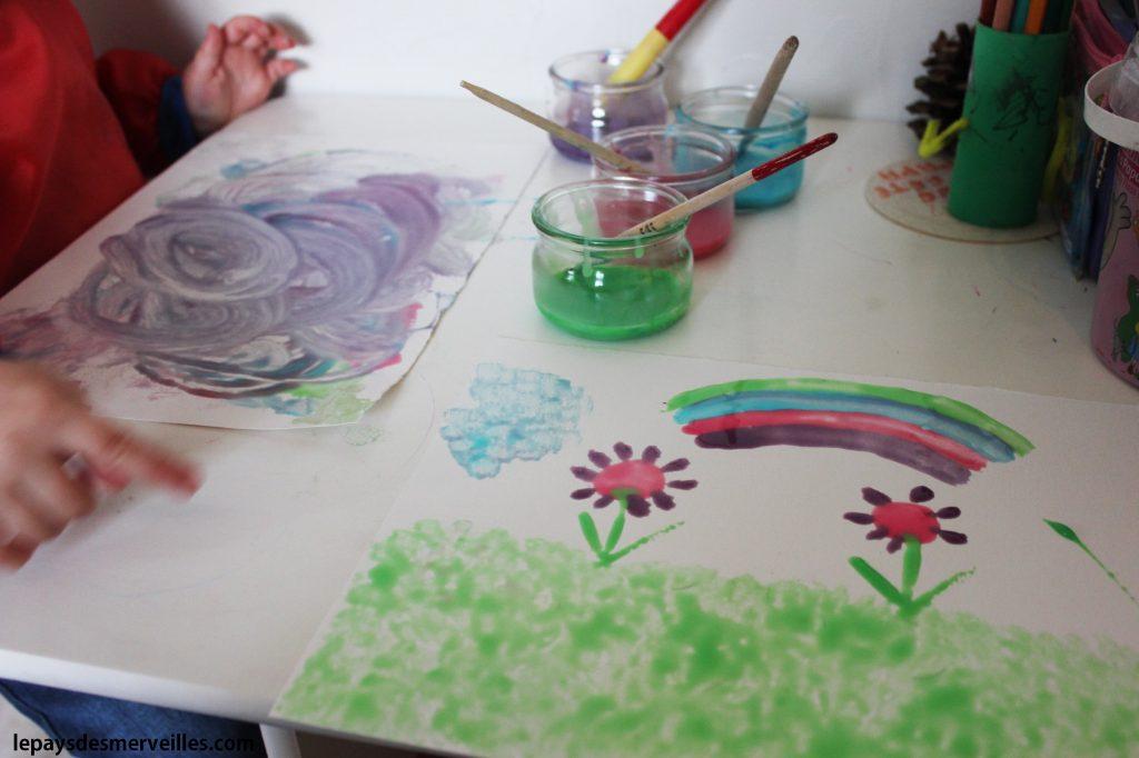 peinture sucrée comestible (7)